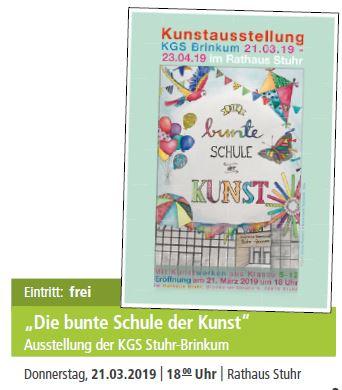 Die bunte Schule der Kunst @ Rathaus Stuhr | Stuhr | Niedersachsen | Deutschland