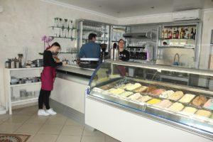 Eiscafé Silvans Stuhr