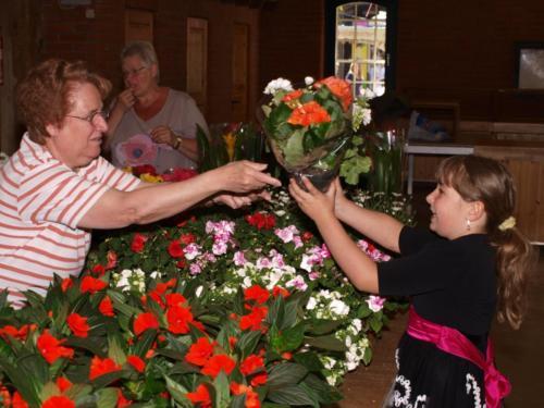 Varreler Markt Blumentombola